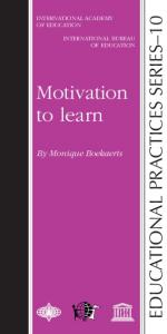 Motivation to learn - Semantic Scholar