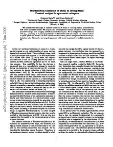 Multielectron ionization of atoms in strong fields: Classical analysis in
