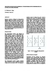 multilevel asymmetric power converters for switched ... - CiteSeerX