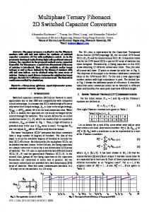 Multiphase Ternary Fibonacci 2D Switched Capacitor ...