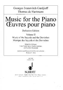 Music for the Piano CEuvres pour piano