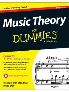 Music Theory For Dummies®, 3rd Edition