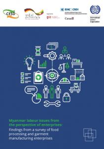 Myanmar labour issues from the perspective of enterprises - ILO