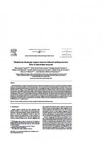 Nandrolone decanoate impairs exercise-induced ...