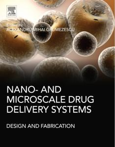 Nano- and Microscale Drug Delivery Systems: Design