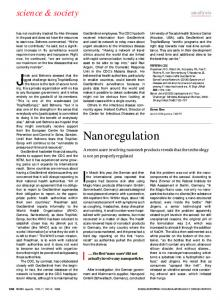 Nanoregulation - Wiley Online Library