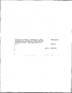 NASA-CR-199772 - NASA Technical Reports Server (NTRS)