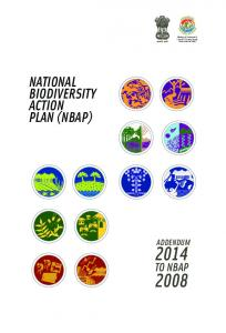 national biodiversity action plan (nbap) - National Biodiversity Authority