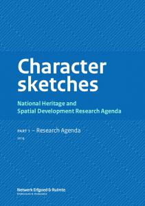 National Heritage and Spatial Development Research Agenda part 1 ...