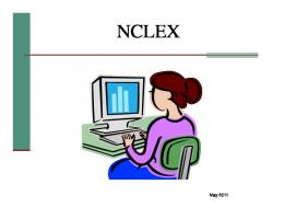 NCLEX Information - Kansas State Board of Nursing
