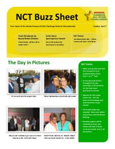 NCT Buzz Sheet 2