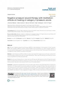 Negative pressure wound therapy with instillation