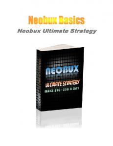 Neobux Ultimate Strategy - OnDoc
