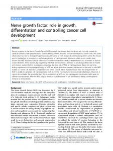 Nerve growth factor - Semantic Scholar