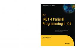 .NET 4 Parallel Programming in C#