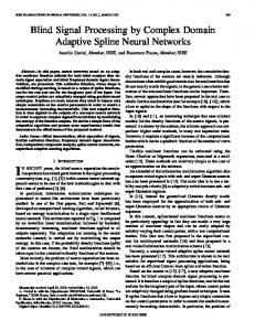 Neural Networks, IEEE Transactions on - Semantic Scholar