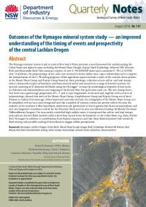 New geochronological and isotopic constraints on ...
