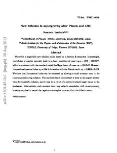 New inflation in supergravity after Planck and LHC