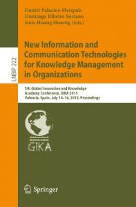 New Information and Communication Technologies ...