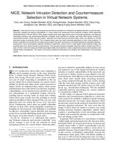 NICE: Network Intrusion Detection and ... - Semantic Scholar