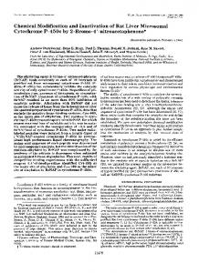 nitroacetophenone - The Journal of Biological Chemistry