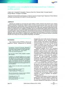 Non-commercial use only - Italian Journal of Medicine