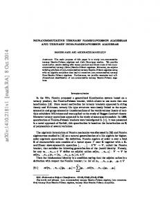 Non-Commutative ternary Nambu-Poisson algebras and ternary Hom ...