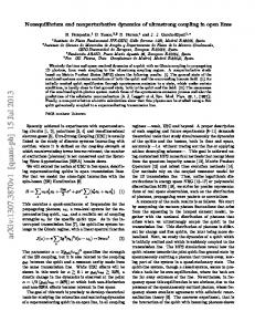 Nonequilibrium and nonperturbative dynamics of ultrastrong coupling ...