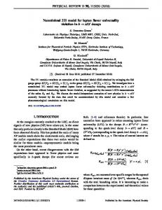 Nonminimal 331 model for lepton flavor universality