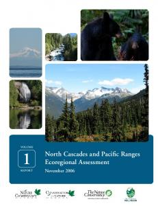 North Cascades and Pacific Ranges Ecoregional ...