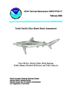 North Pacific Blue Shark Stock Assessment - Pacific Islands Fisheries ...