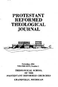 Feed My Sheep for pdf - New Zealand Reformed Baptist