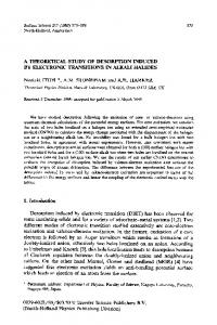 NS~ONS IN ALKALI HALIDES Noriaki ITOH *, AM ... - UCL Discovery