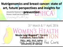 Nutrigenomics and breast cancer: state of art, future ...
