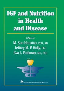 nutrition and health