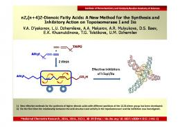 nZ,(n+4)Z-Dienoic Fatty Acids: A New Method for the ...