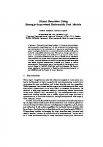 Object Detection Using Strongly-Supervised Deformable Part ... - KTH