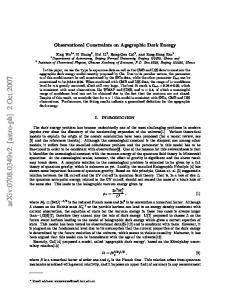 Observational Constraints on Agegraphic Dark Energy