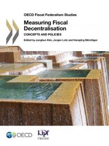OECD Fiscal Federalism Studies : Measuring Fiscal ...