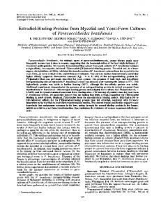 of Paracoccidioides brasiliensis - Infection and Immunity - American ...
