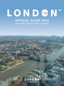 OFFICIAL GUIDE 2014 - London and Partners