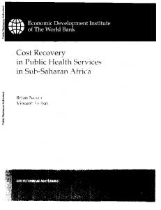 Official PDF , 118 pages - World Bank Documents