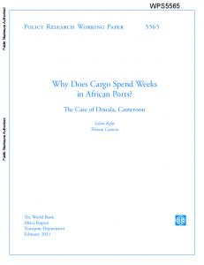 Official PDF , 36 pages - World bank documents