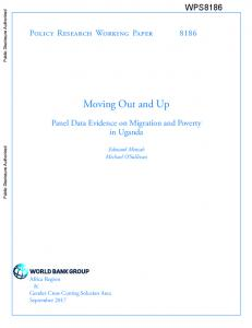 Official PDF , 40 pages - World Bank Documents