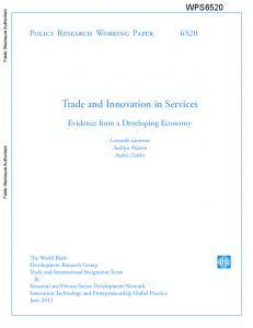 Official PDF , 48 pages - World bank documents