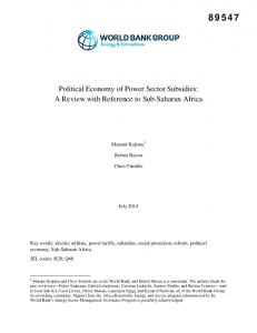 Official PDF , 52 pages - World bank documents - World Bank Group