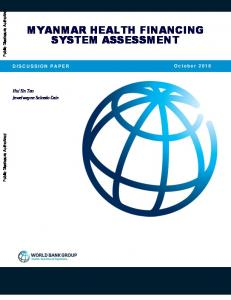 Official PDF , 66 pages - World Bank Documents - World Bank Group
