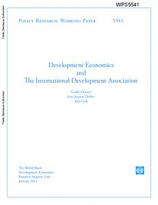 Official PDF , 69 pages - World bank documents