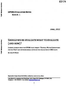 Official PDF , 7 pages - World bank documents