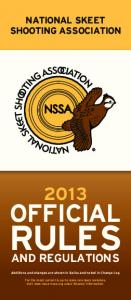 official rules - NSSA-NSCA